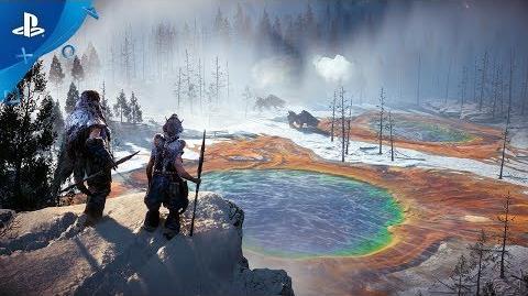 Horizon Zero Dawn The Frozen Wilds DLC - PS4 Trailer E3 2017