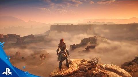Horizon Zero Dawn - E3 2016 Gameplay Video Only on PS4