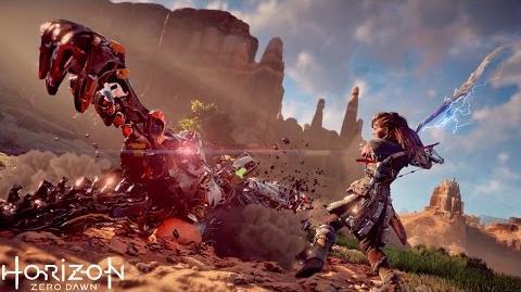 Horizon Zero Dawn le 1er mars sur PS4 - L'évolution des machines