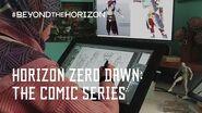 Horizon Zero Dawn The Comic Series