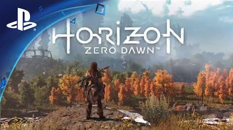 Horizon Zero Dawn - E3 2015-Gameplay PS4