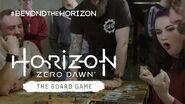 Horizon Zero Dawn The Board Game