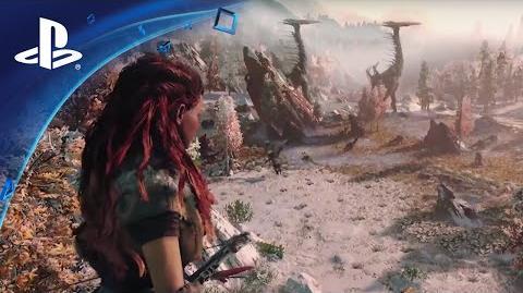 Horizon Zero Dawn - E3 2015 Gameplay Breakdown PS4