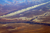 1280px-Bluff UT - aerial with San Juan River and Comb Ridge