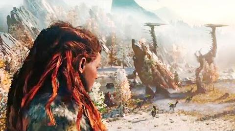 Horizon Zero Dawn (2017) Gameplay - PS4