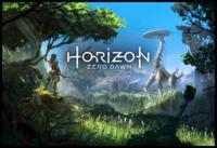 Horizon Zero Dawn E3 Key Art Thunderhawk