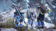 Rukul and others outside SE