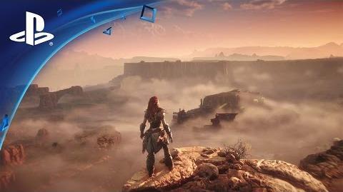 Horizon Zero Dawn - E3 2016-Gameplay PS4