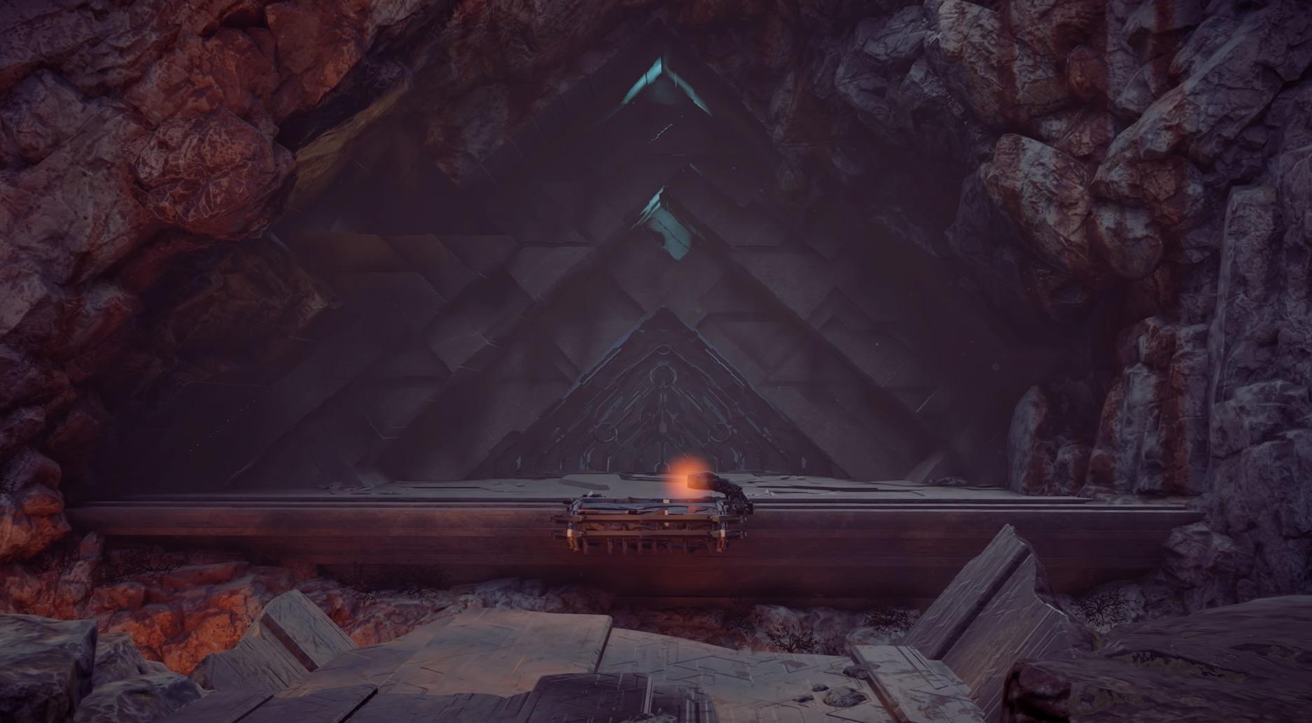 Cauldron RHO