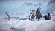 The hunters three Scorcher