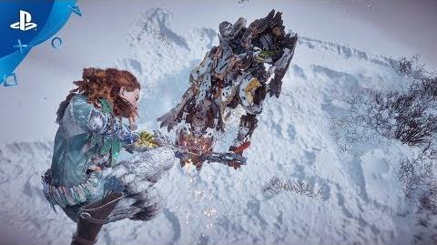 Horizon Zero Dawn The Frozen Wilds - Meet the Scorcher