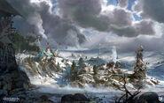 Lloyd-allan-banuk-village-landscape