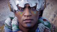 Urkai facial markings
