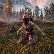 Sacred Lands Bandit