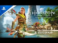 Horizon Forbidden West - State of Play Gameplay Reveal - PS5