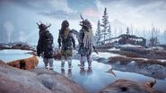 The Hunters Three Stalker Sinew