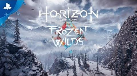 Horizon Zero Dawn The Frozen Wilds - Environment Trailer PS4
