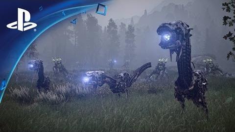 Horizon Zero Dawn - Entwicklertagebuch Erschaffen einer neuen Welt PS4, deutsch