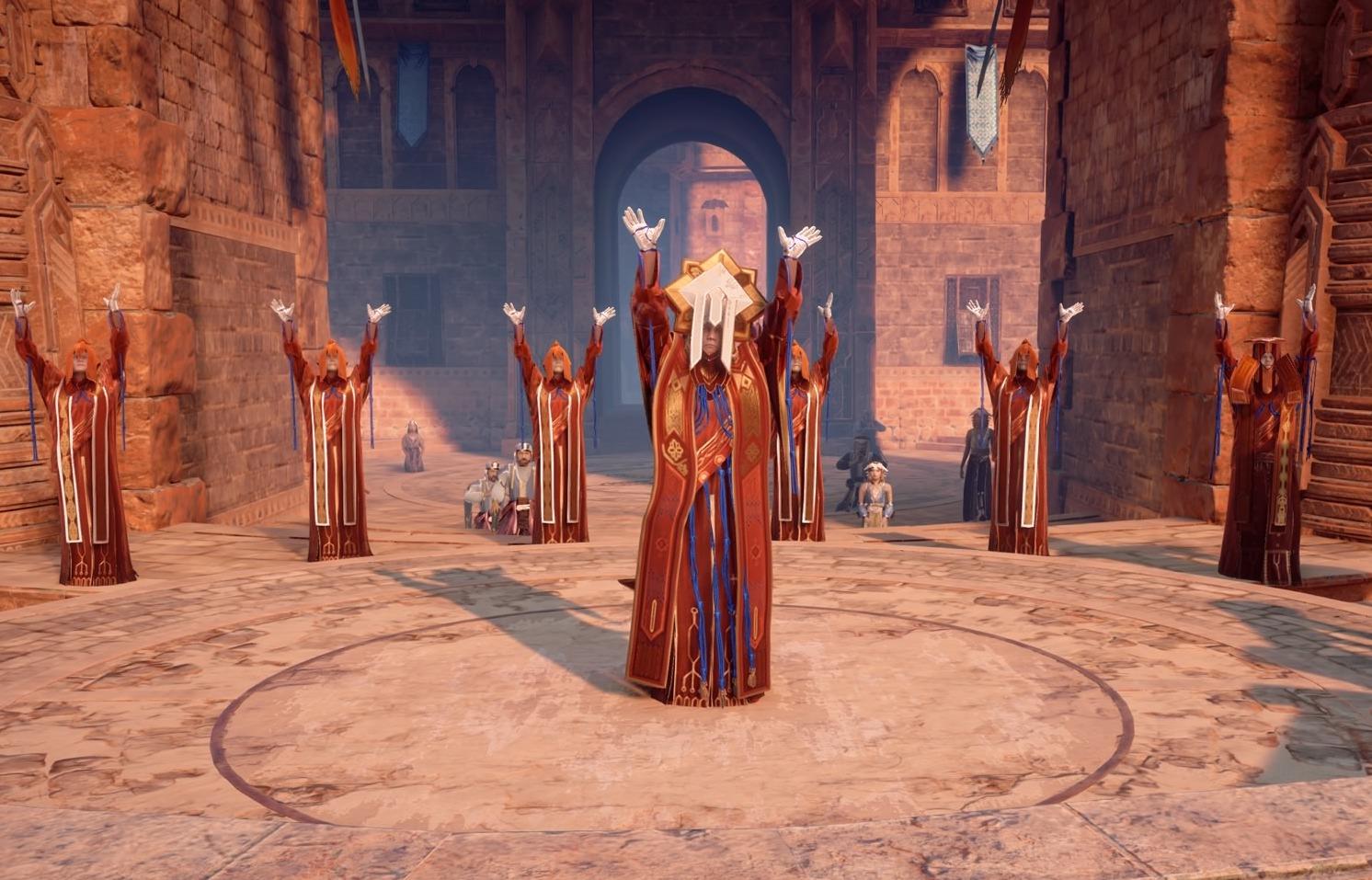 Sonnenpriester