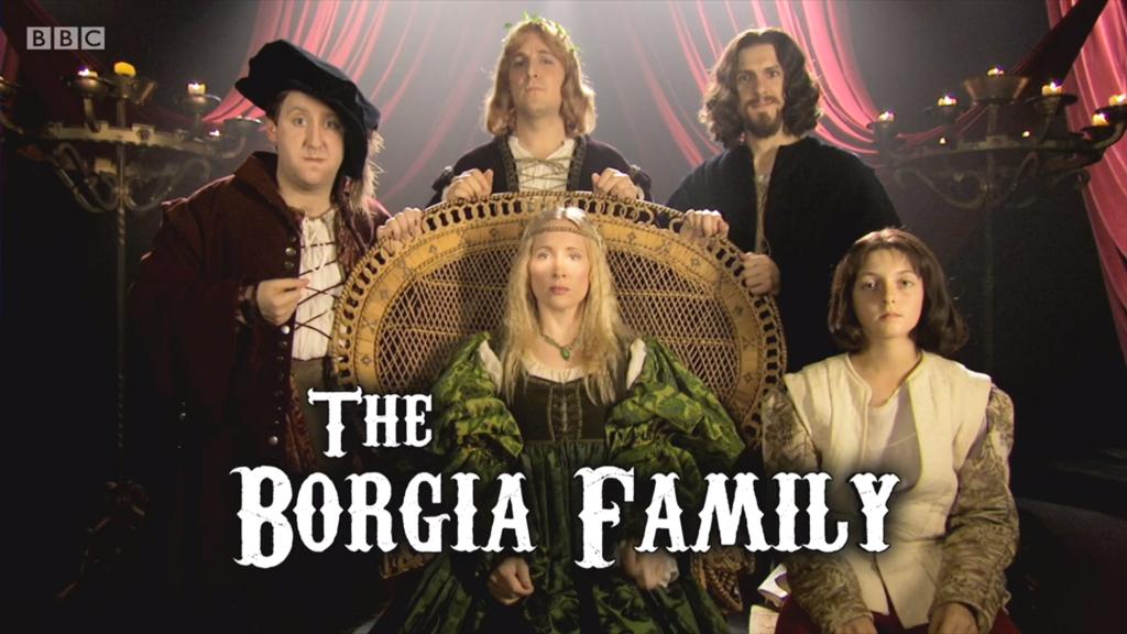 Borgia Family Today