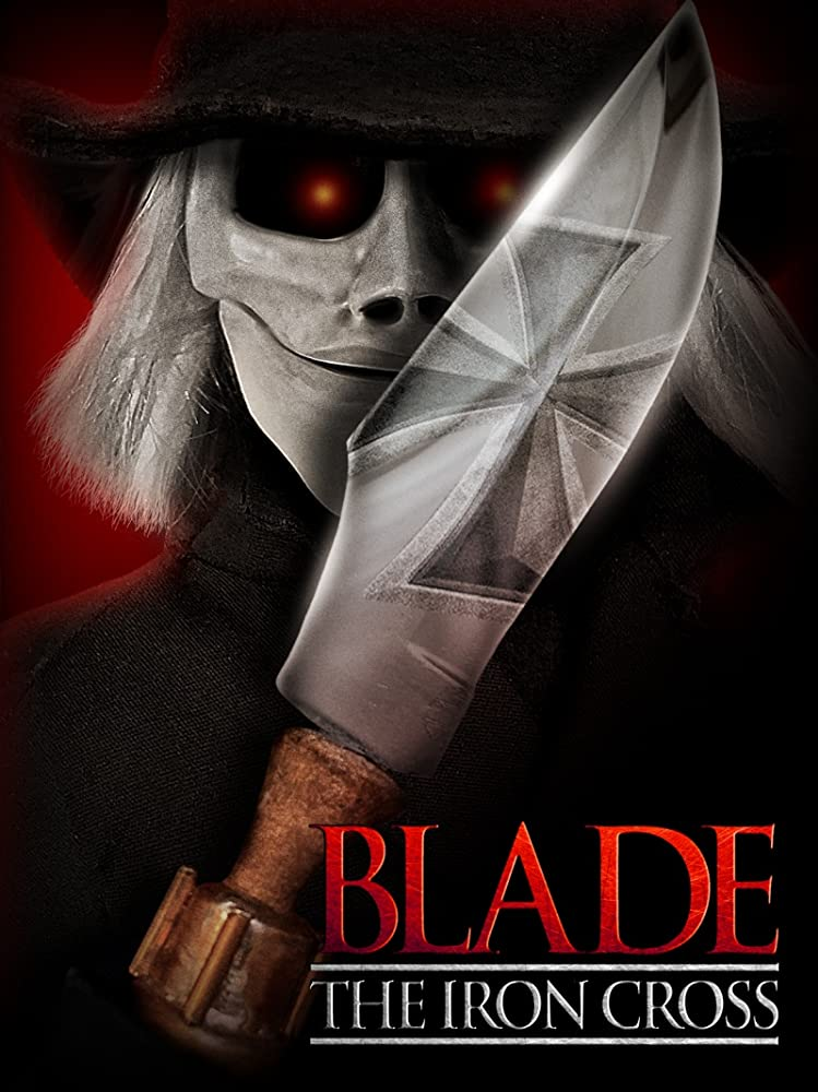 Blade: The Iron Cross (2019)