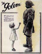 Golem poster