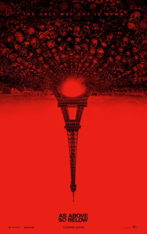 As Above, So Below (2014)
