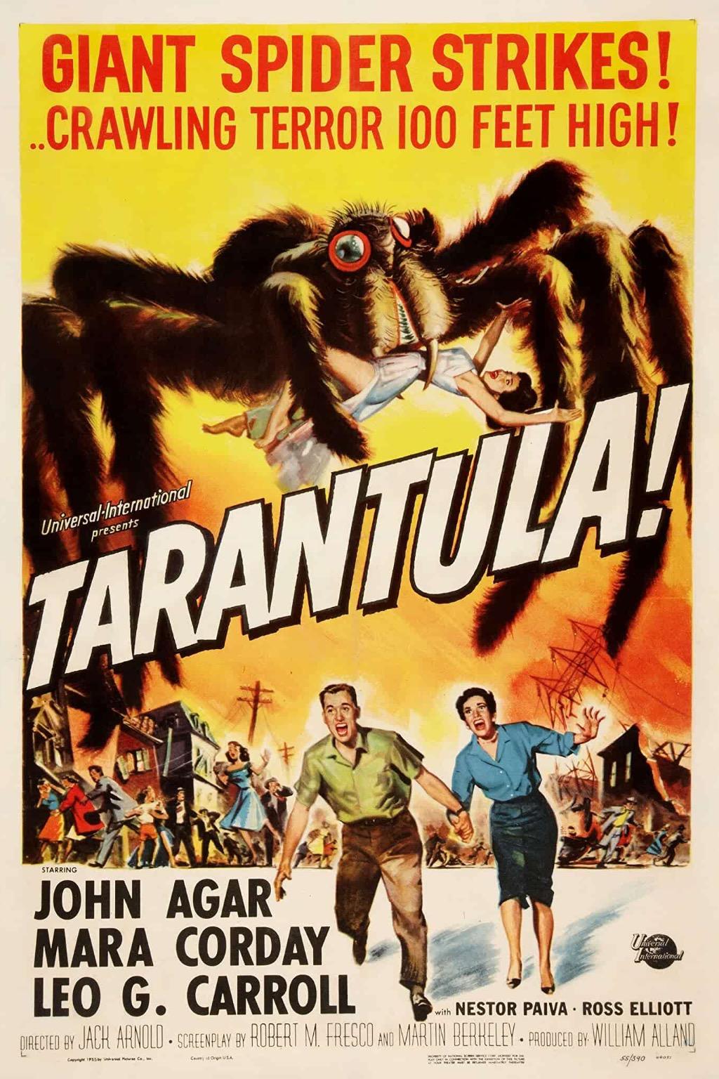 Tarantula! (1955)