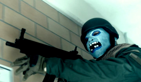 Mercenaries(The First Purge)