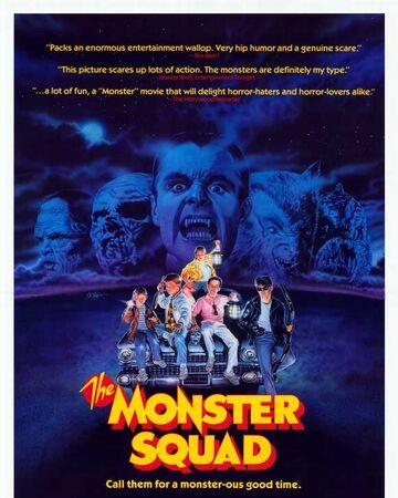 The Monster Squad Horror Film Wiki Fandom