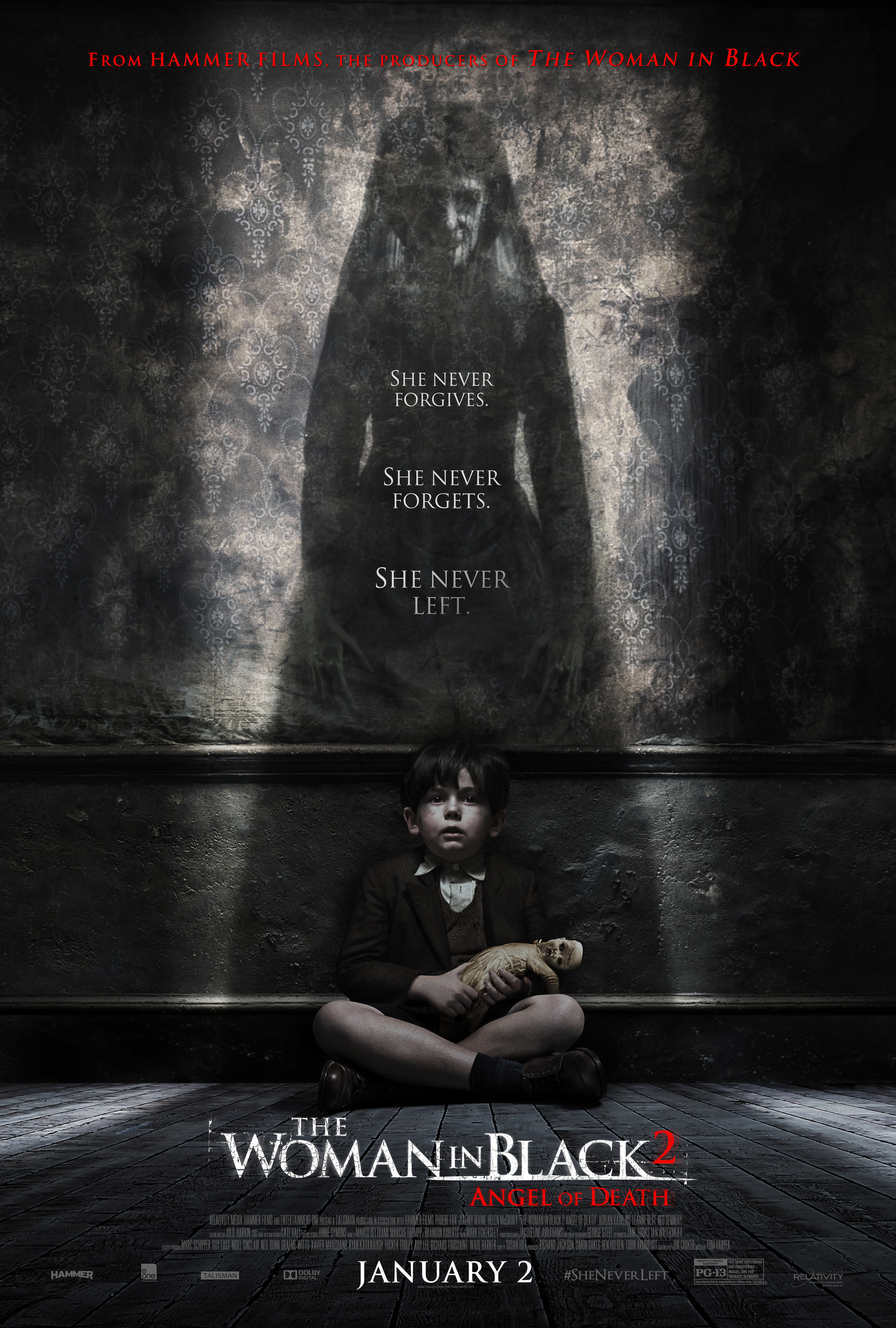 The Woman in Black 2: Angel of Death