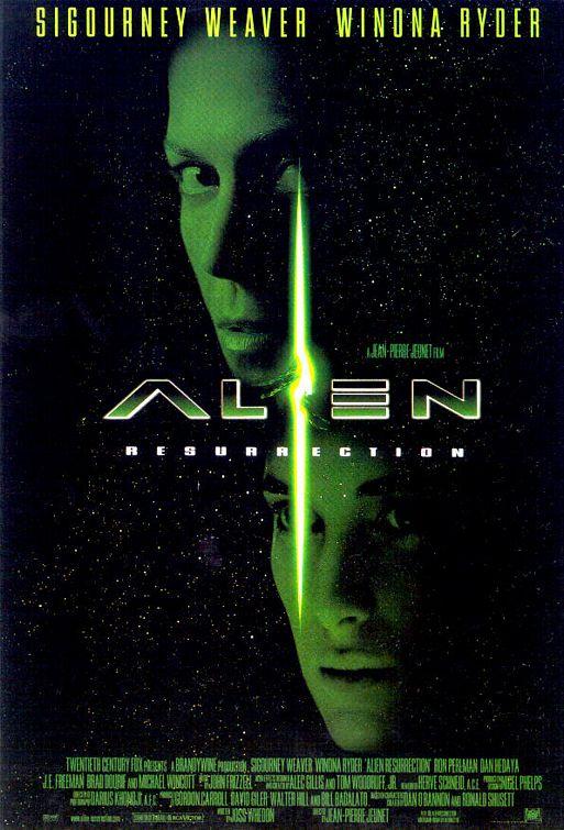 Alien Resurrection (1997)