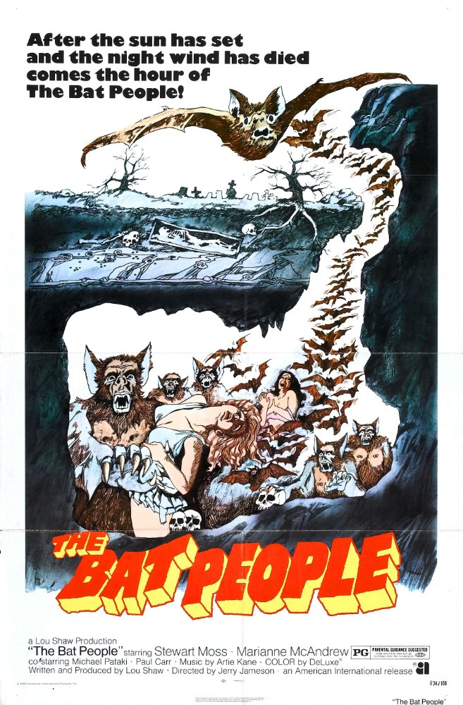 The Bat People (1974)
