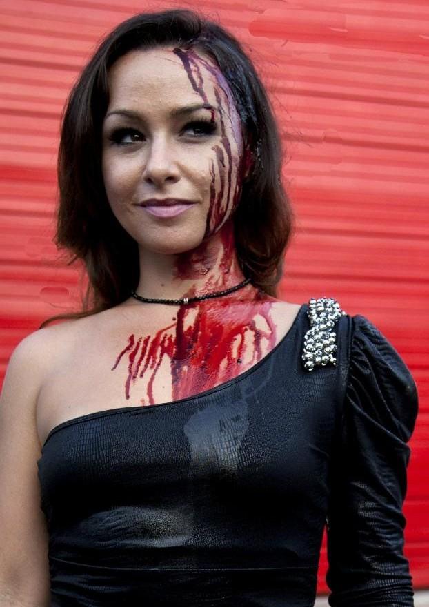 Danielle Harris Age In Halloween 2020 Danielle Harris   Horror Film Wiki   Fandom