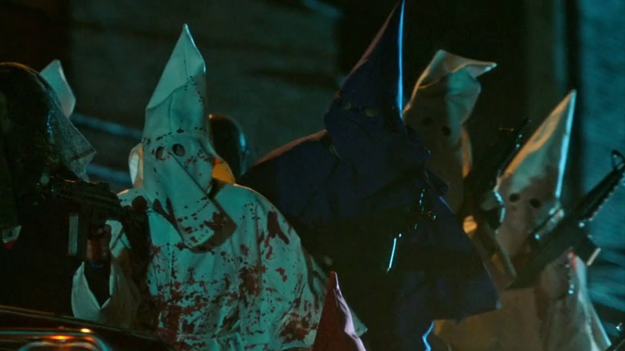 Klansman Mercenaries(The First Purge)