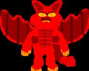 The mad dragon no bg