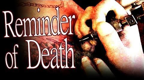 Reminder of Death