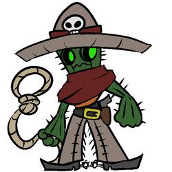Alejandro (Cactus Man)