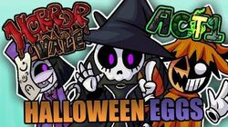 HORRORVALE - Act 1 - Easter Eggs, Secrets, & References Two Left Thumbs