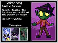 WitchSpookySpotlight