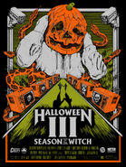 Хэллоуин III- Время ведьм (Halloween 3) poster by rottenrentals-com