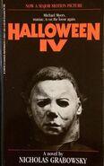 Halloween IV- A Novel