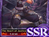 The Heart of Justice Loran