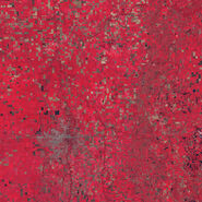 Precision Farming in Minnesota - False Colour