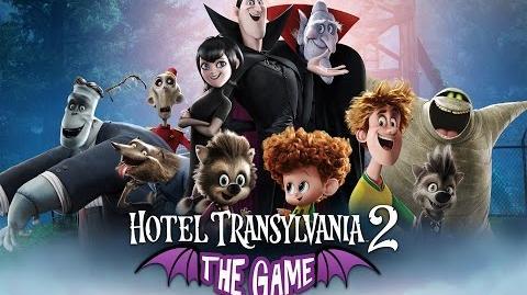games of hotel transylvania 2