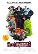 Hotel Transylvania German Poster