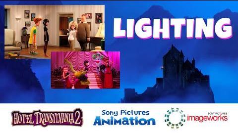 Hotel Transylvania 2 - Lighting
