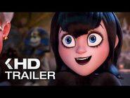 HOTEL TRANSYLVANIA 4- Transformania Trailer Teaser (2021)