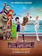 Hotel Transylvania 3 Poster French