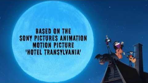 Hotel Transylvania The Series - Credits